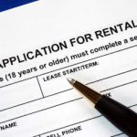 Rental application with renters insurance
